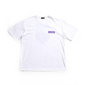 Jhood Empire State Over Fit T-Shirts - White